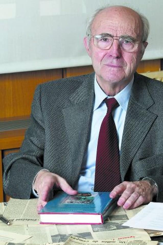 La SND premia la trayectoria de Miguel Urabayen