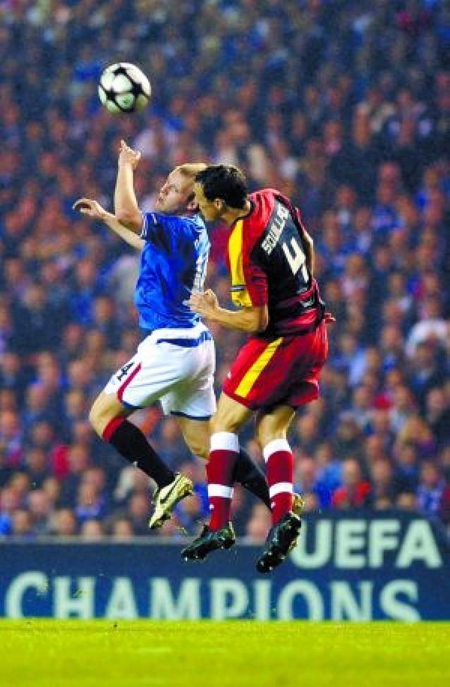 El Sevilla se desmelena en Glasgow y casi se clasifica