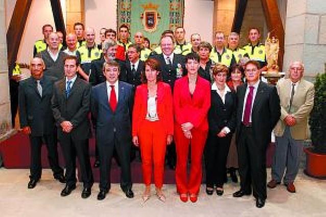 Las detenciones por malos tratos aumentan en Pamplona un 31,5%