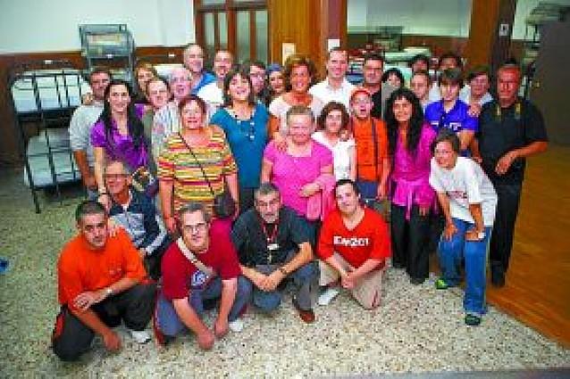 3.100 peregrinos pasan por el albergue de Anfas