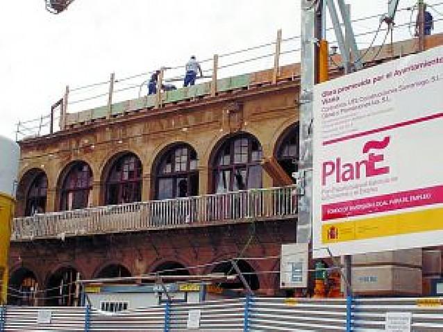 Viana reubicará el servicio social de base en el balcón de toros tras su restauración