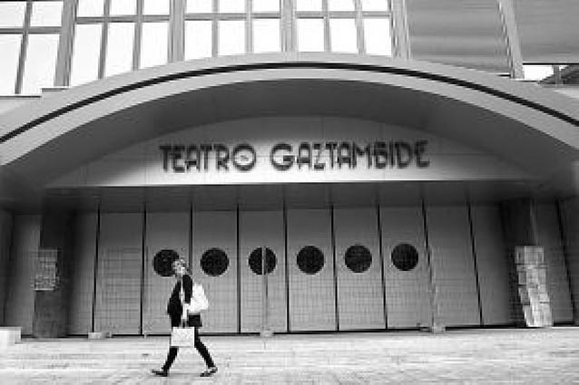 El teatro Gaztambide de Tudela se queda sin fecha de apertura por un nuevo retraso en su reforma