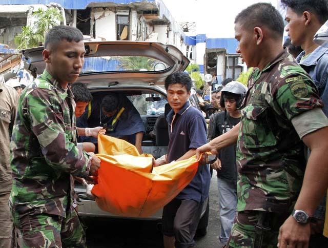 Indonesia pide ayuda internacional para las víctimas del terremoto de Sumatra