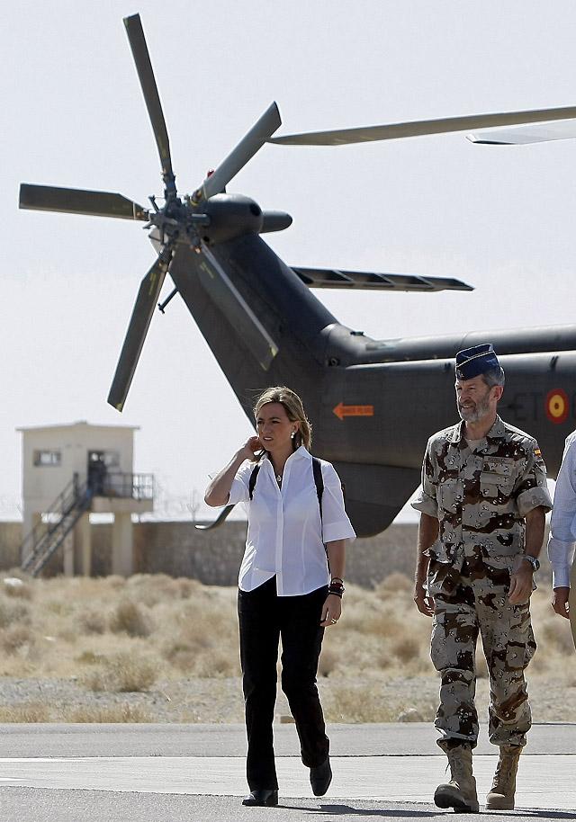 España asume la responsabilidad de proteger el aeropuerto de Kabul