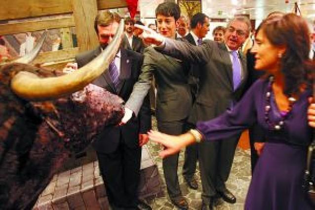 """""""El orgullo del Reyno"""", en una exposición"""