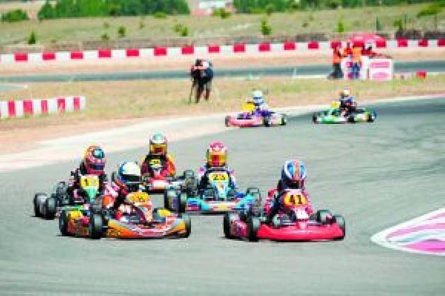Mikel Azcona, segundo en el Campeonato de España