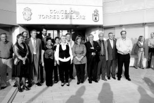 Torres de Elorz inaugura su casa concejil, que ha supuesto una inversión de 427.073 euros