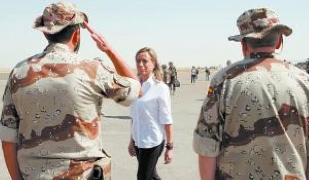 España asume el mando militar y civil del aeropuerto de Kabul