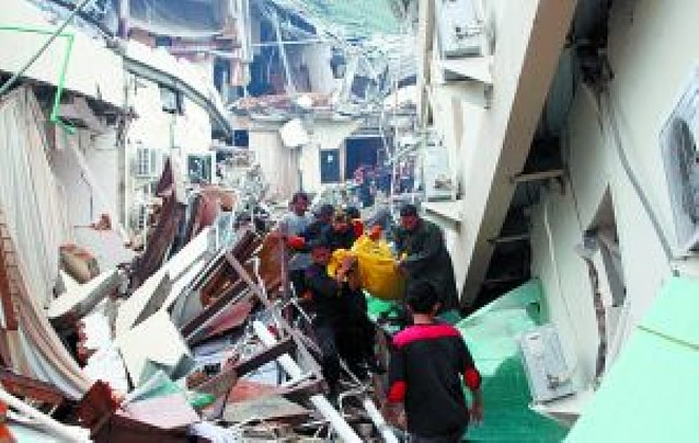 Las autoridades de Indonesia temen que el terremoto cause miles de muertos