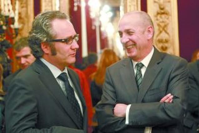 Miguel Sanz afronta su último año y medio de mandato con un equipo sin fisuras ideológicas