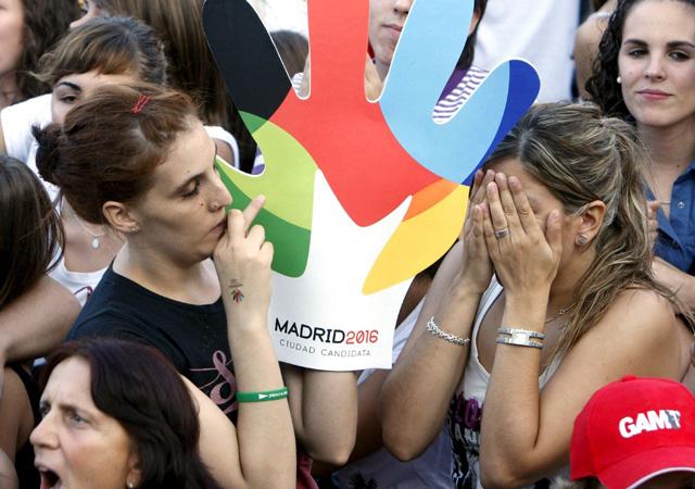 """""""Madrid ha hecho lo que tenía que hacer"""""""