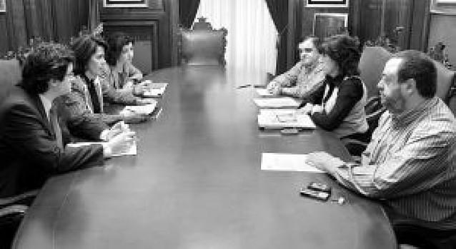 PSN se muestra favorable a negociar de nuevo con UPN el presupuesto de Pamplona