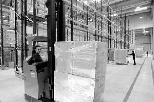 El centro logístico de Decathlon inicia su actividad con 118 empleados