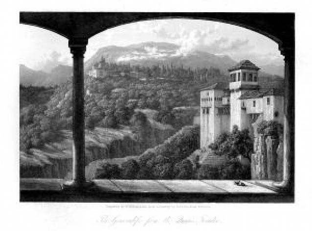 Washington Irving vuelve a la Alhambra