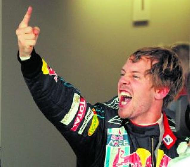 Vettel insufla vida a la Fórmula 1