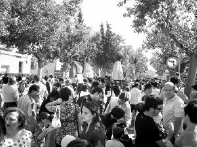 Cintruénigo acoge a miles de personas en la VIII Fiesta de la Gastronomía Navarra