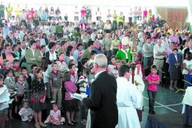 1.500 personas se unen al Encuentro de las Familias