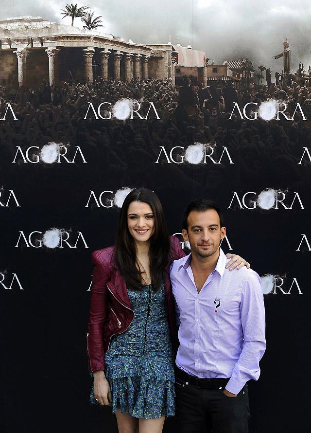 El viernes llega a los cines 'Ágora', de Alejandro Amenábar