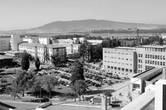 Los dos hospitales públicos de Pamplona se unirán en uno solo a partir de enero