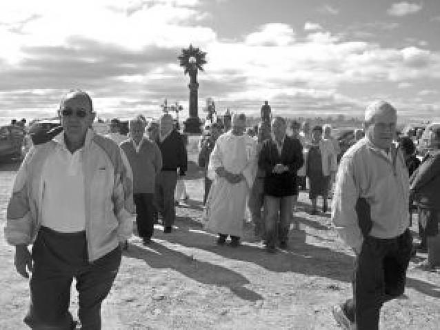 Urzante reúne a más de 400 romeros