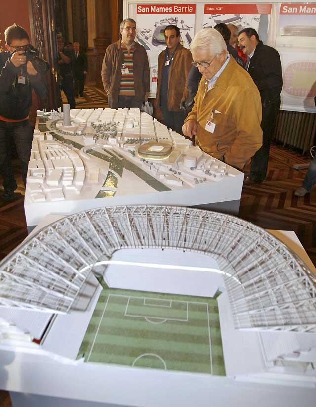 Presentado en sociedad el nuevo estadio del Athletic