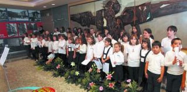 Inauguración oficial del nuevo colegio de Maristas en Sarriguren