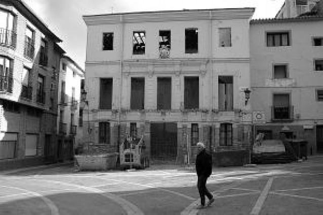 Reforma del antiguo ayuntamiento