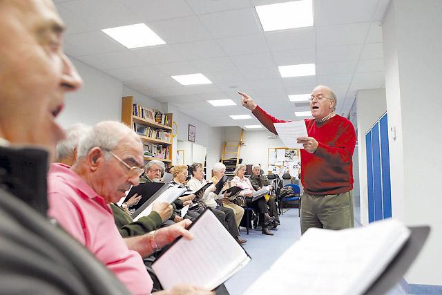 Combatir el Parkinson con el canto