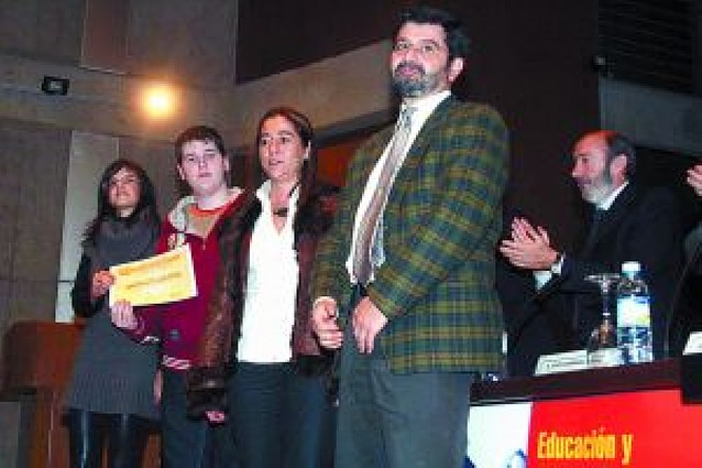 El IES Alhama de Corella recibe un premio nacional sobre educación y seguridad en el entorno escolar