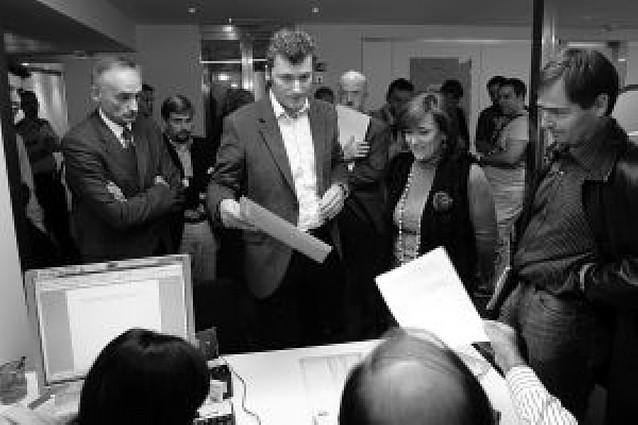 Cervera logra los avales en el PP y la candidatura de Ciprés, en el aire