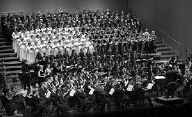Diez minutos de aplausos en la 8ª de Mahler