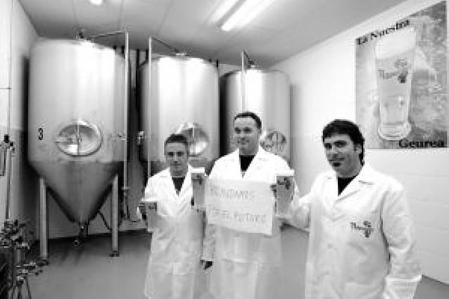 De despedidos en Koxka a maestros cerveceros