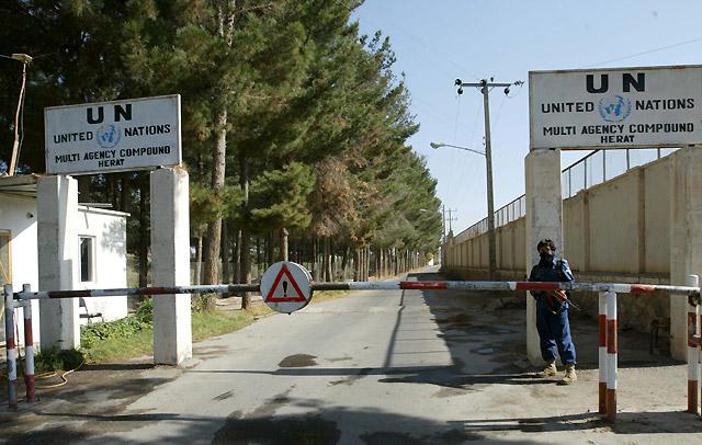 La ONU evacúa a parte de su personal extranjero en Kabul por seguridad