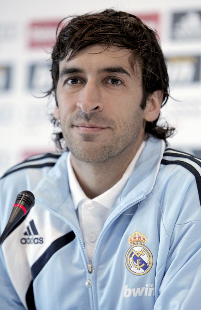 """Raúl: """"Imagino que continuarán los mismos once pero hay que estar preparado"""""""