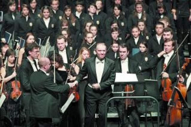 """Mahler y apoteosis de """"Los mil"""" con Gergiev"""