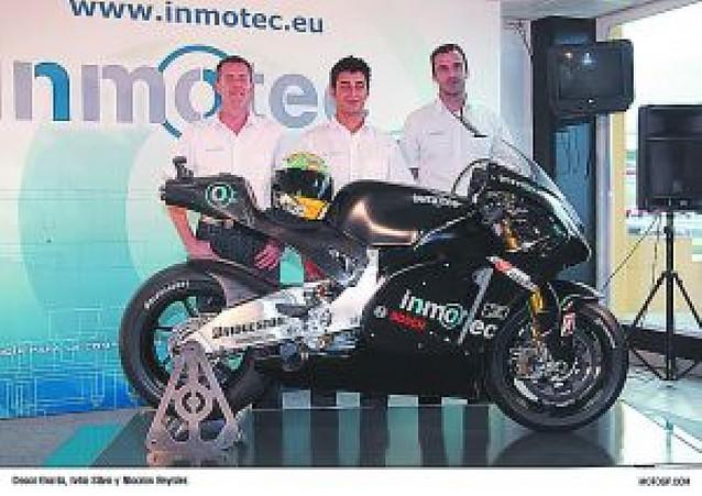 Inmotec correrá cinco carreras del próximo Mundial