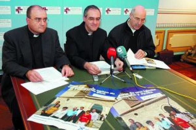 La crisis colapsa las parroquias y pone en peligro las cuentas de la diócesis