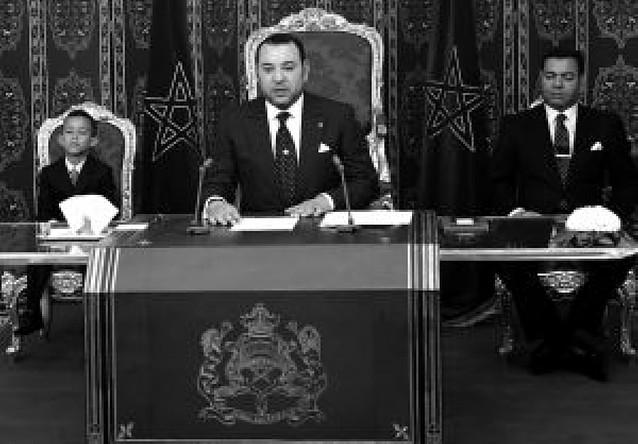 """""""No renunciaremos ni a un grano de arena del Sahara"""", dice Mohamed VI"""