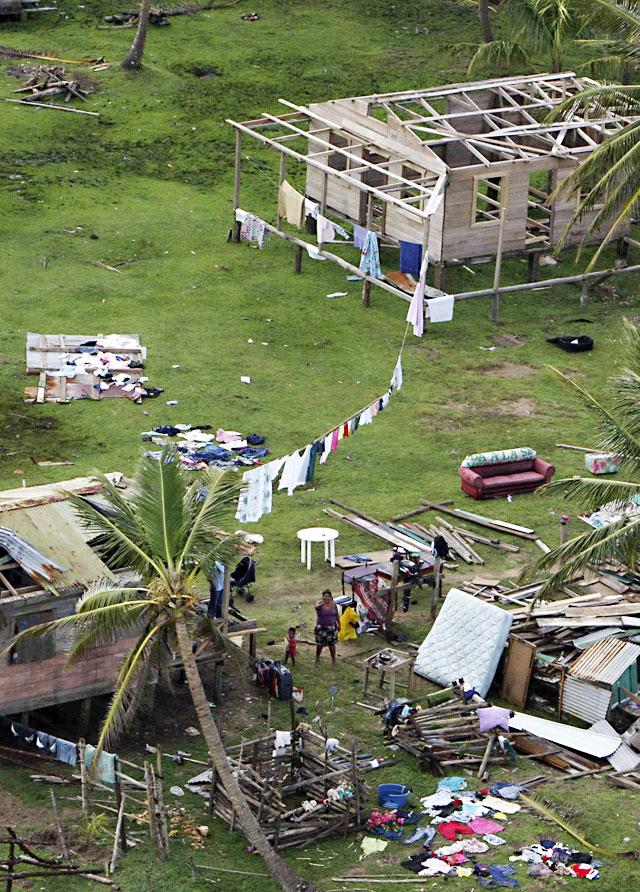 Al menos 91 muertos y 60 desaparecidos por el huracán 'Ida' en El Salvador