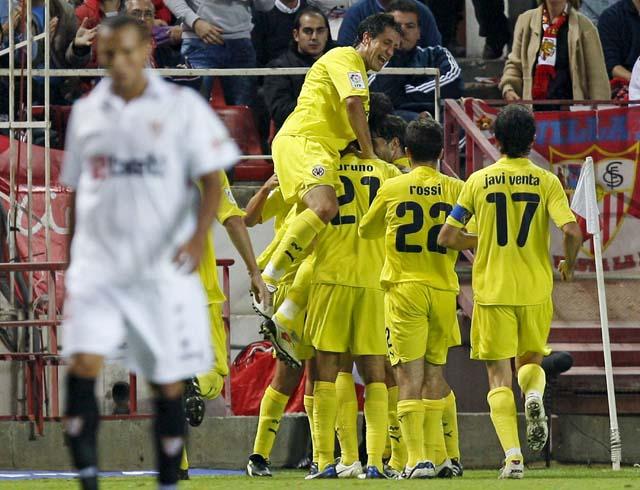 Sevilla y Villarreal regalan un espectáculo a los aficionados (3-2)