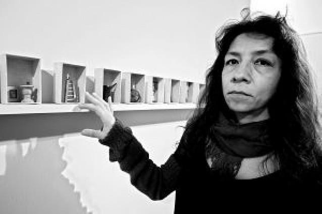 """El viaje """"interior"""" de Carmen Salgado"""