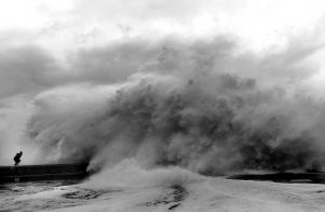 Alerta en 44 provincias por lluvia y viento