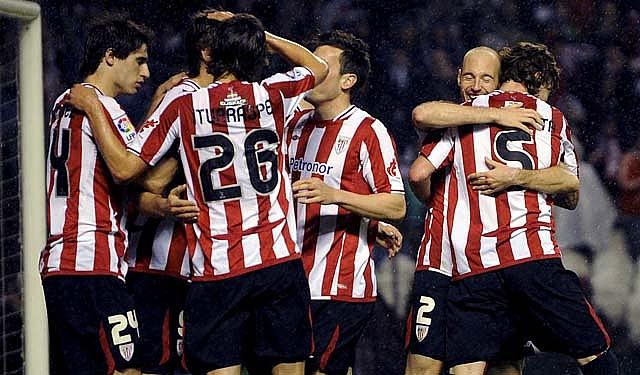 Llorente decanta un partido eléctrico para el Athletic (4-3)