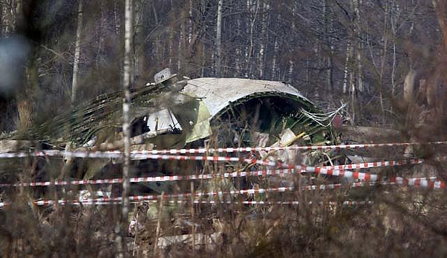 Polonia decreta una semana de duelo nacional en recuerdo a los fallecidos en el accidente aéreo