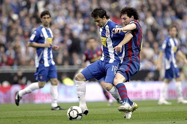 El Barça no puede con la pasión del Espanyol (0-0)