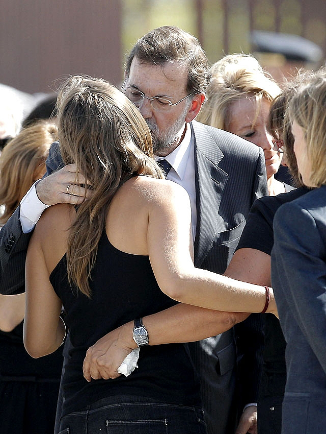 Obama hace llegar a Zapatero sus condolencias y su agradecimiento por la labor en Afganistán