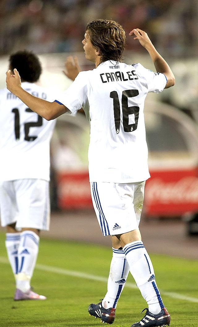 Gran imagen de la Real en su retorno a la Primera División