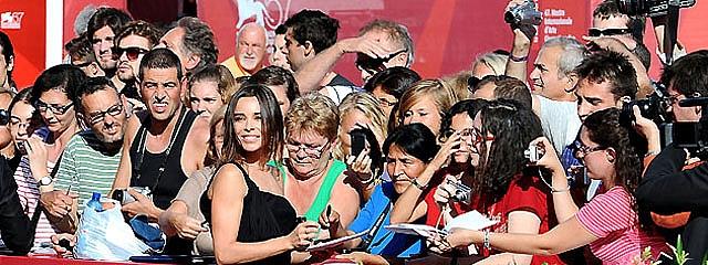 """Sofía Copolla se lleva la primera ovación de Venecia con la película """"Somewhere"""""""