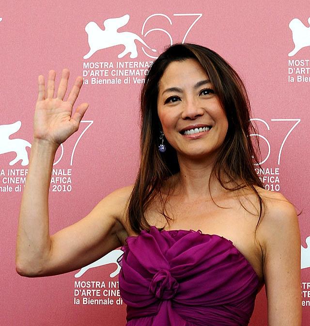 El cineasta chino John Woo recibe el León de Oro a toda una carrera en Venecia