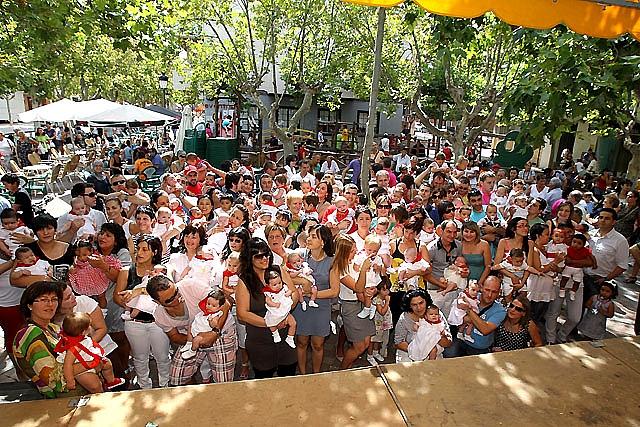 Olite acoge la XX Fiesta de la Vendimia